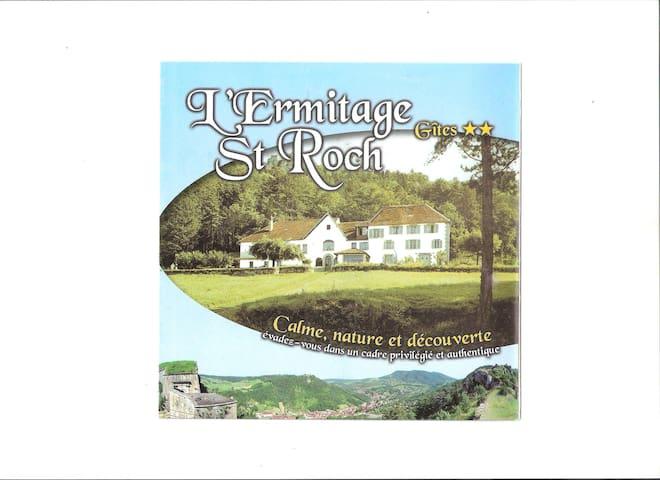 Ancien Ermitage  (ST André) - Salins-les-Bains - Apartment