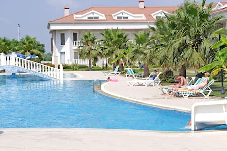 Beachwood Golf resort of your dream - Belek Belediyesi