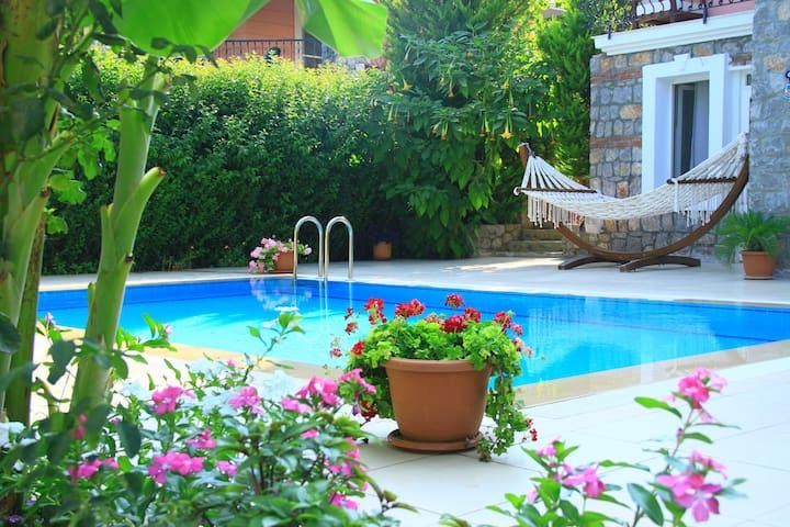 fethiye-ölüdeniz rental villa - Fetiye - Casa de camp