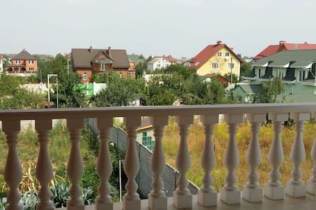 Room close to city n aeroport - Brovary - Dům