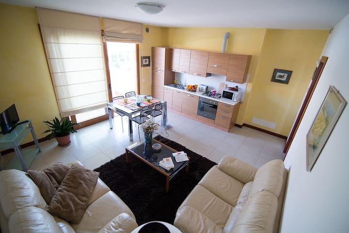 AFFASCINANTE APPARTAMENTO PIANO 2° - Mogliano Veneto - Apartment