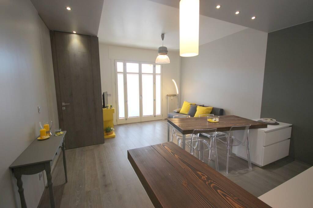 Design appartement avec terrasse appartements louer for Appartement design nice