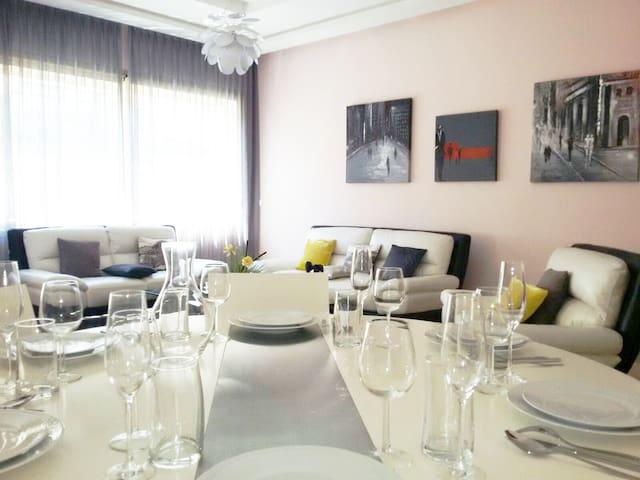 Appartement Design,Central, 120 m² - casablanca - Apartamento
