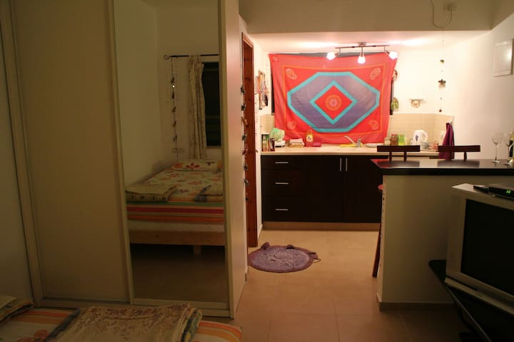Small country side quiet apartment - Horshim - 公寓