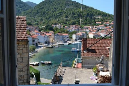 Račišće Bay on Korčula Island App - Račišće - Apartment
