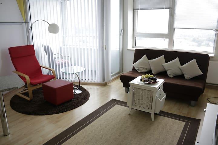 20. Stock im Wikingturm - Schleswig - Wohnung