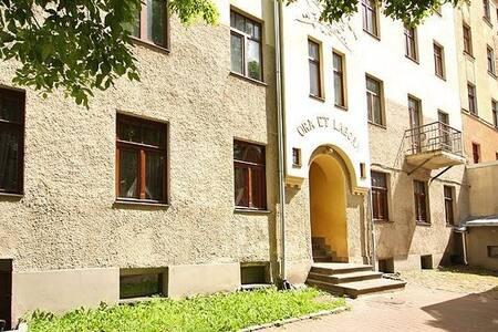 32m2 cozy studio in Riga center