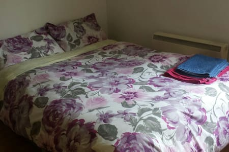 Bedroom in lovely flat near uni! - Manchester
