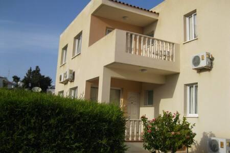Nice 1-bdr aprt in Paphos - Paphos - 아파트