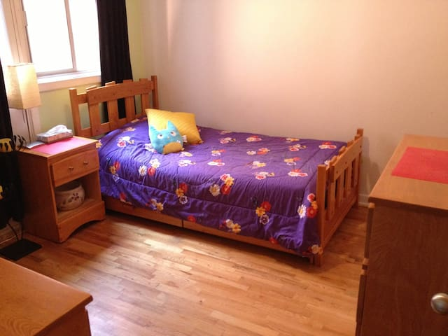 Private room close from downtown ! - Montreal - Appartement