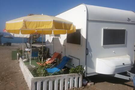 Fethiye  denize sıfır Karavan Tatil - Fethiye