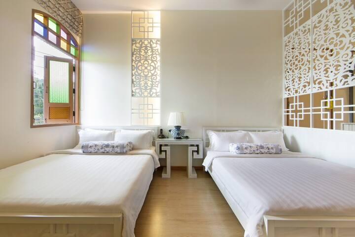 O'nya Phuket Hotel: Deluxe room - Phuket Town - Apartment