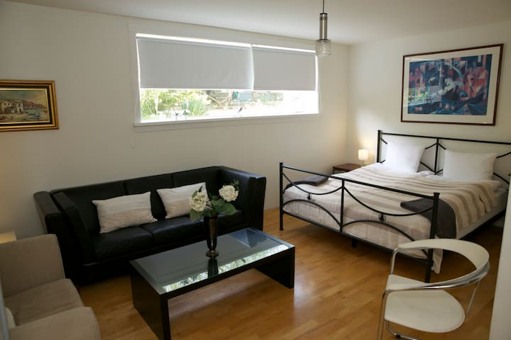 Family room in central area - Reykjavik - Bed & Breakfast