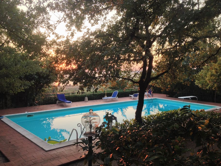 Cottage With Private Swimming Pool Houses For Rent In San Feliciano Pg Umbria Italy