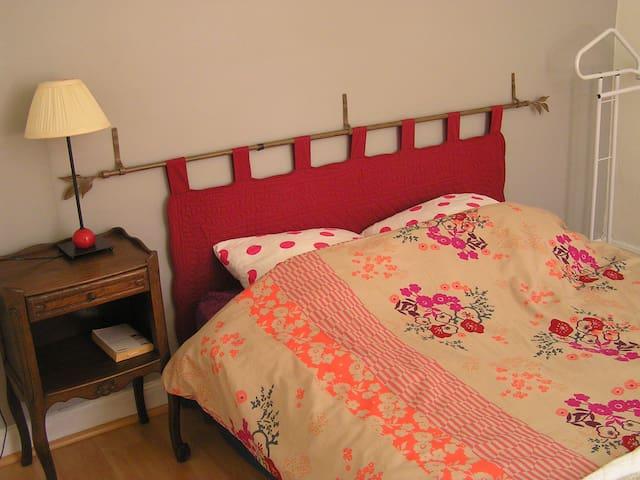 maisonnette à deux chambres près du centre ville - Tarbes - Stadswoning
