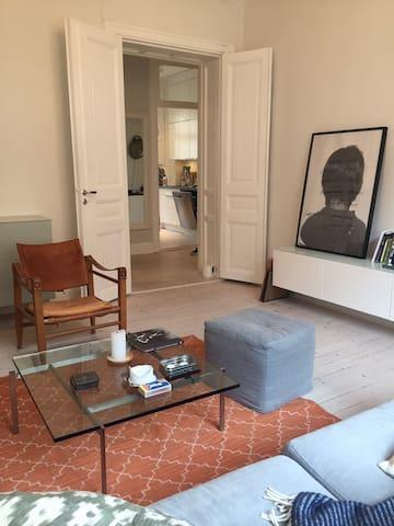 Modern, cozy flat in center Sthlm - Stockholm - Flat