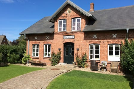 ehemaliger, restaurierter Ponyhof - Sylt-Ost - Huis