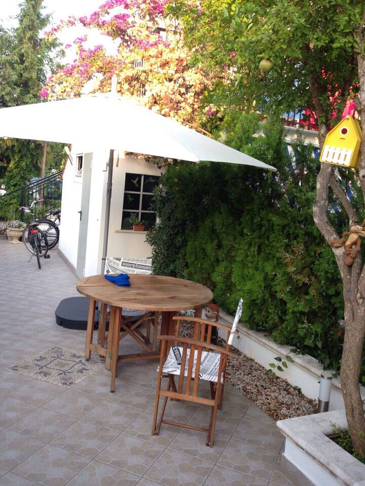 """Cozy Apartment in Residence """"Costa del Turchese"""""""