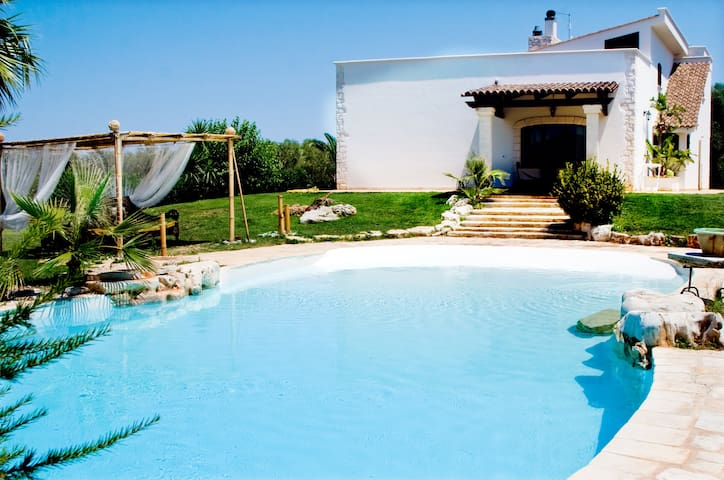 Charming villa not far from the sea - Fasano