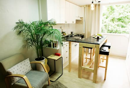 ART HOUSE IN HONGDAE/Private Single Room - Appartement