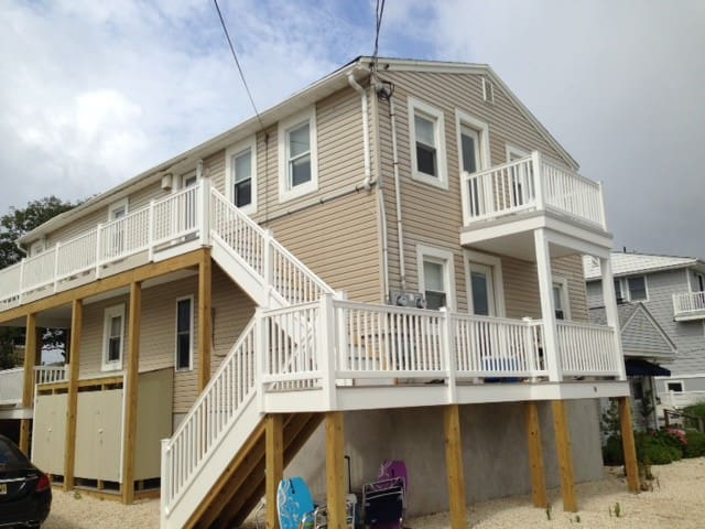 Long beach island 2nd fl. Oceanside - Brant Beach - Appartement