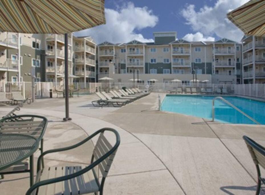 Long Beach 2 Bdrm Condo Resort - Serviced apartments for ...