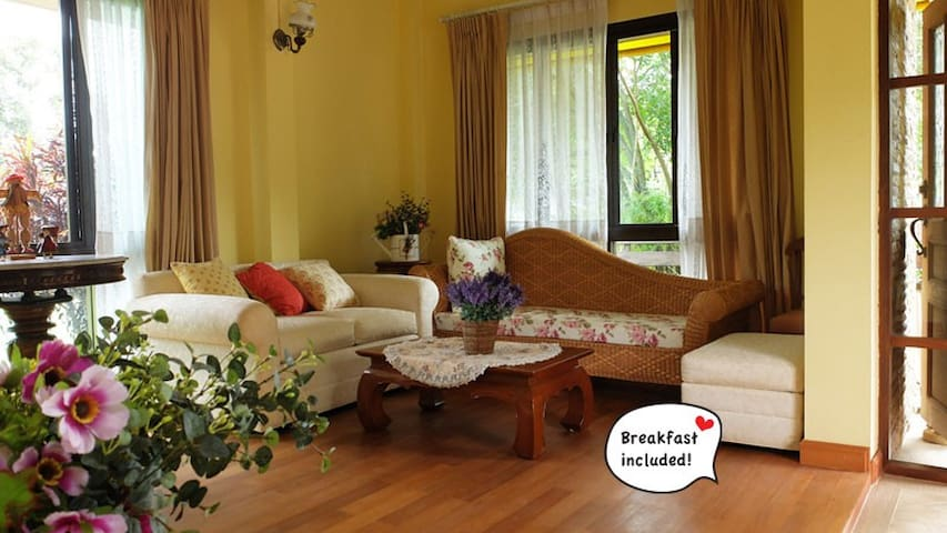 Small Guest House in Khao Yai - Nakhon Ratchasima - Casa
