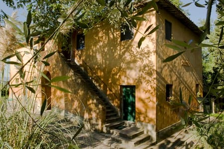 A Tuscan dream - Ghizzano - House
