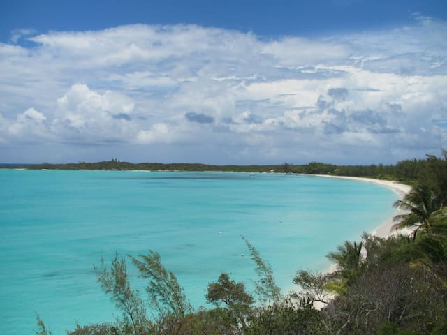 Beach View Condo, Hoopers Bay, Exuma - George Town - Wohnung