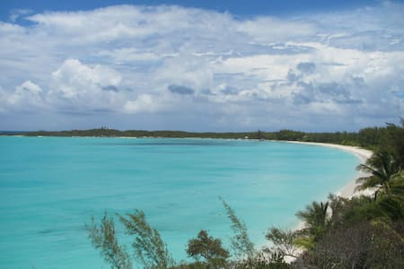 Beach View Condo, Hoopers Bay, Exuma - George Town - Appartement en résidence