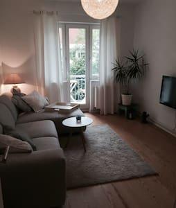 Tolle Erdgeschosswohnung in Barmbek - 汉堡 - 公寓