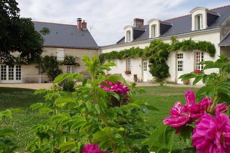 La Jarillais / Coquelicot - Saumur - Bed & Breakfast