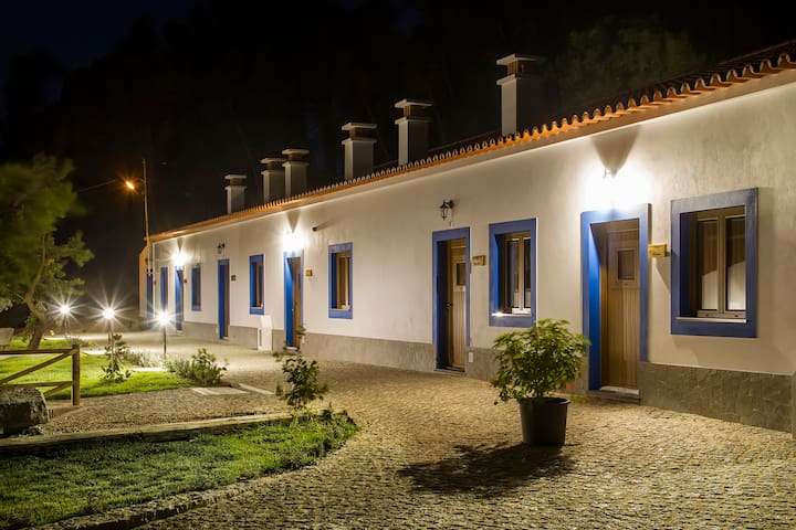 Qta da Idalina-Turismo rural - Monchique - Huis