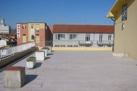 Bed & Breakfast Città Sant'Angelo - Marina - Szoba reggelivel