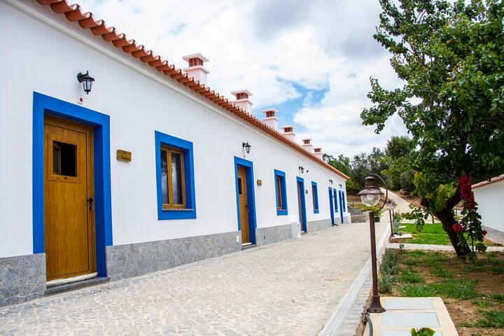 Qta da Idalina-Turismo rural - Monchique - Casa