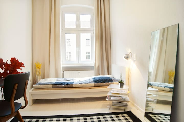 Mitte-PrenzlauerBerg-Design-Room - Berlin - Rumah