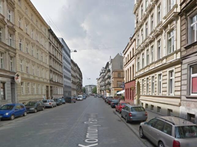Twoje miejsce we Wrocławiu ;) - Wrocław - Makuusali
