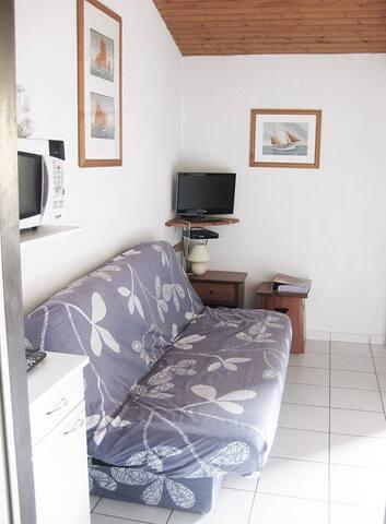 STUDIO N°43 LAC OCEAN 33 MAUBUISSON - Carcans - Condominio
