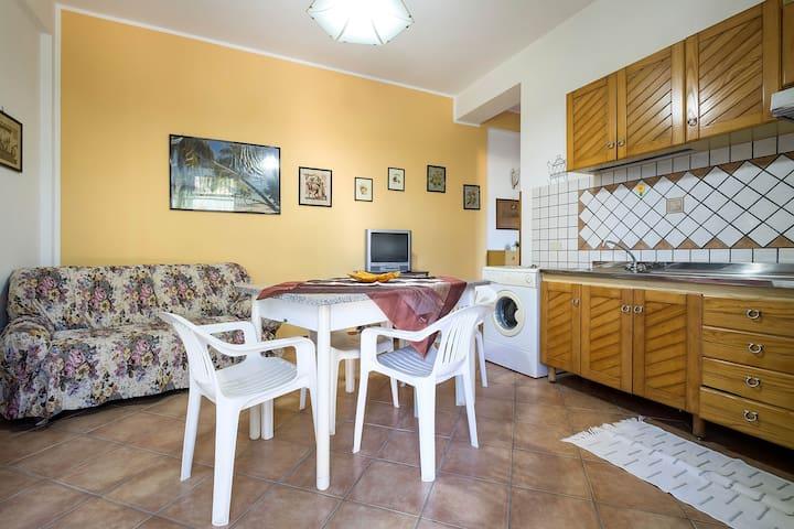 Villetta alla corte del Sole - Trappeto - Apartment