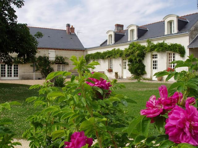 La Jarillais / Antémis - Saumur - Bed & Breakfast