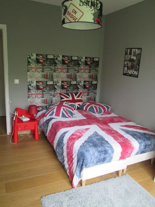 chambre d coration angleterre apartments for rent in lambersart nord pas de calais france. Black Bedroom Furniture Sets. Home Design Ideas