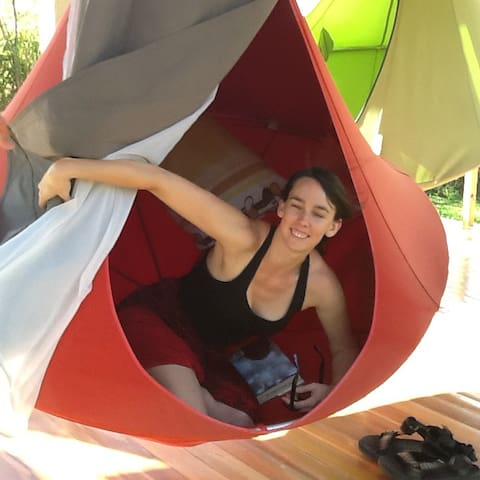 Cacoons/Hanging Tents for Travelers - Vilcabamba