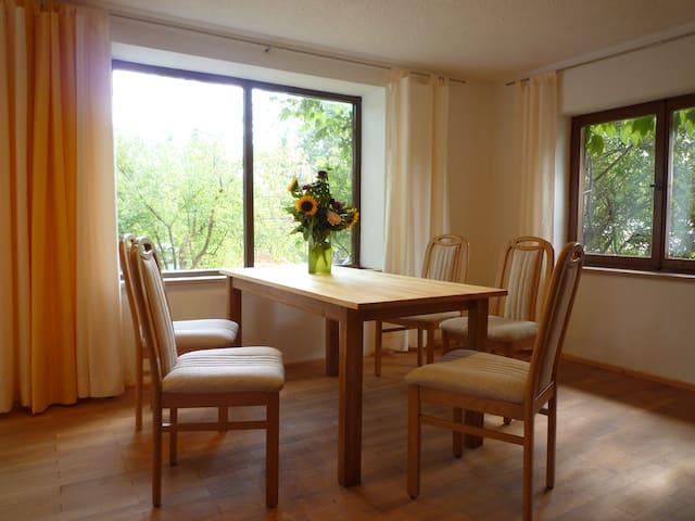 Wohnung auf dem Perger-Obst-Hof - Breitbrunn am Ammersee - Apartment