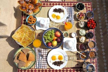 Lovely Suite★ Stunning Riad★ Medina - Marrakesch