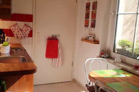 Kleine FeWo Trapp in Bad Belzig - Apartment