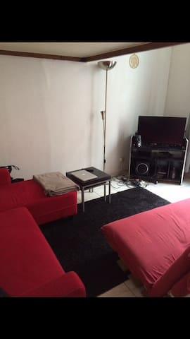 Studio 38m2 secteur Vauban/Wazemmes - Lille - Apartment