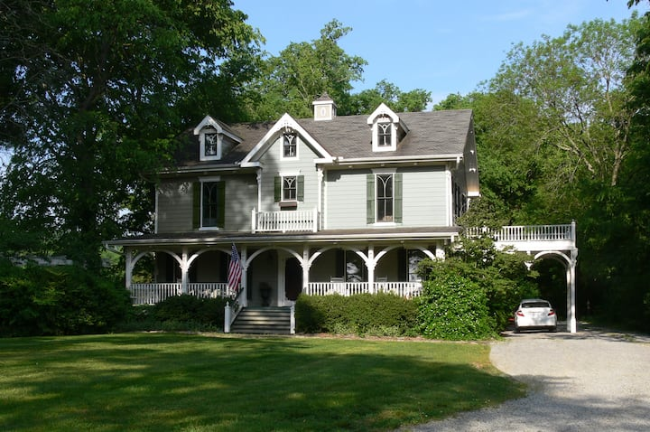 Charming Victorian in Leiper's Fork