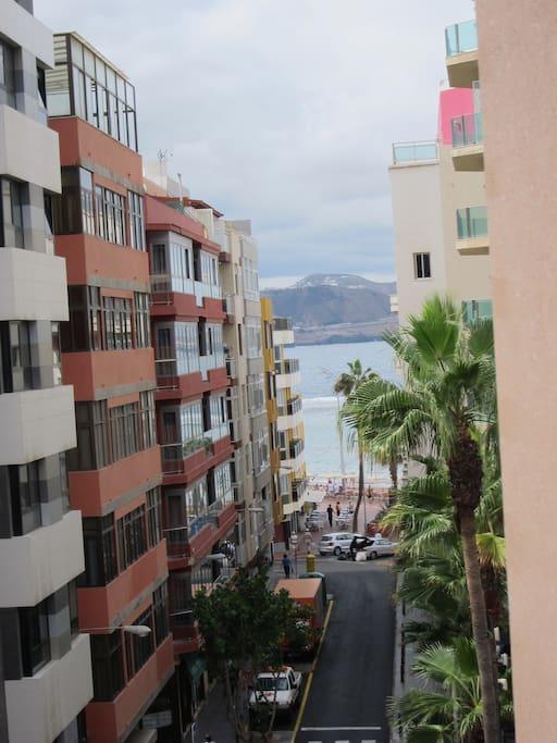 Apartamento en playa las canteras appartements louer las palmas de gran canaria canarias - Apartamentos baratos en las canteras ...