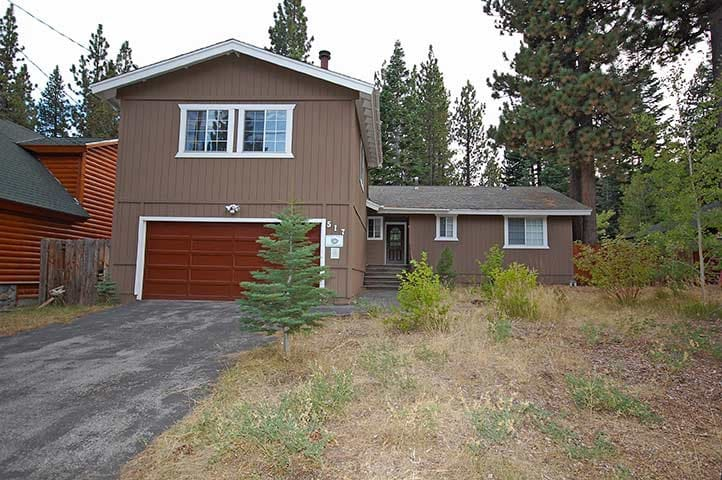 Pet Friendly - Quiet Home in Woods - South Lake Tahoe