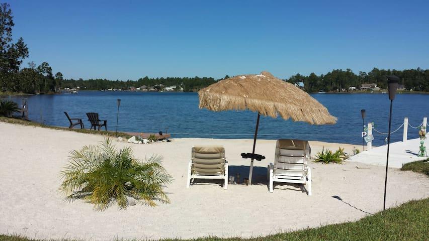 Lakefront Paradise - Saucier - Talo